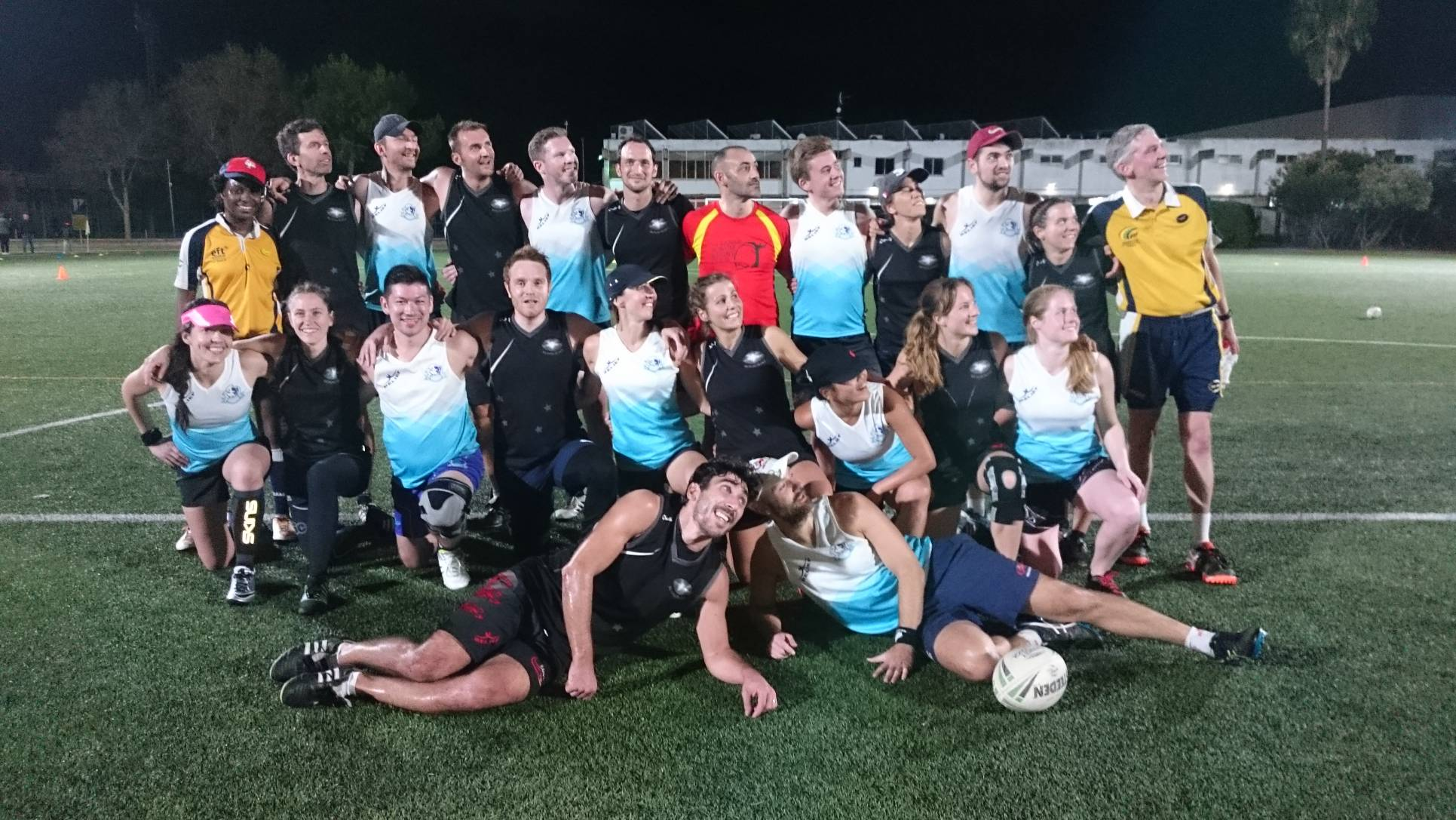 Touch Mallorca Mixed International 2017